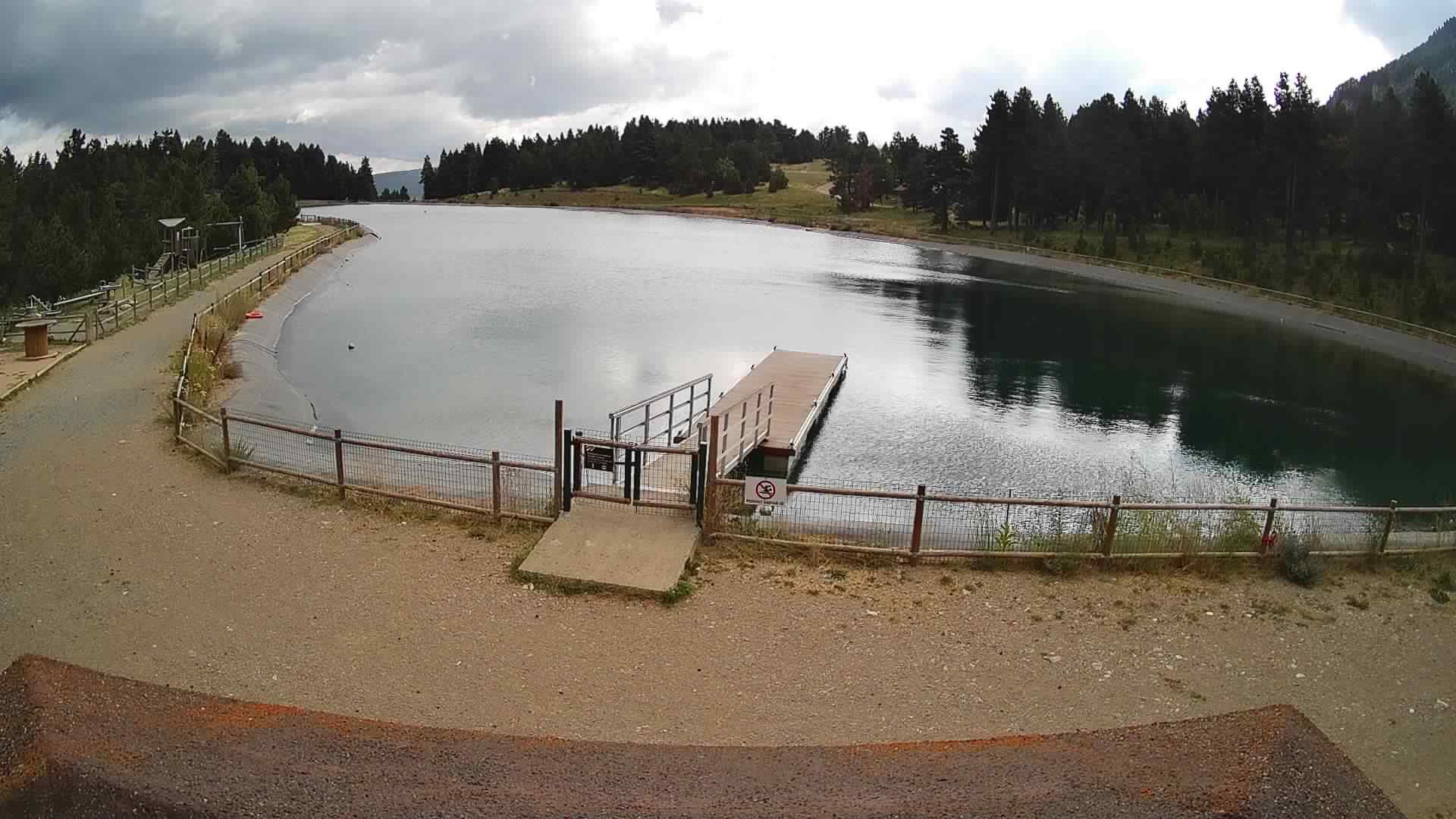 Webcam de Llac de La Molina