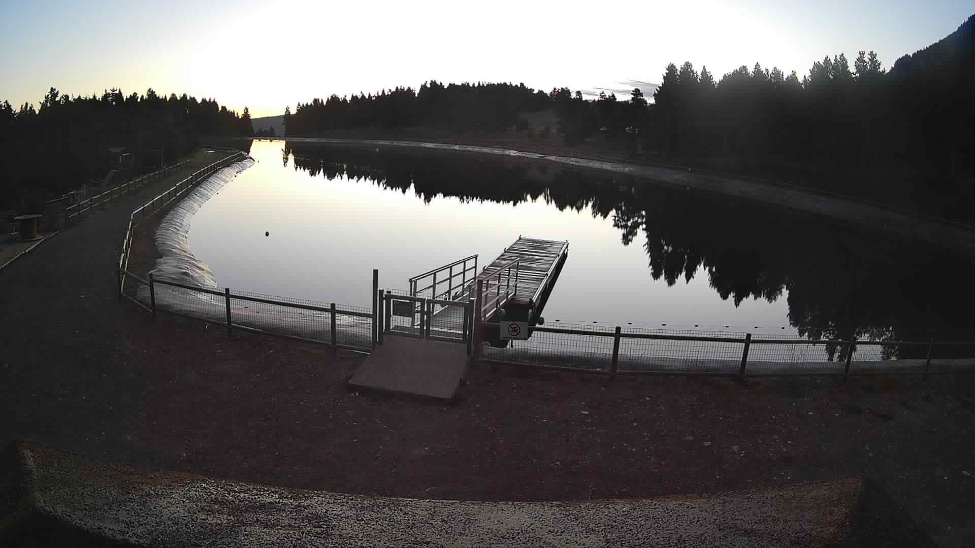 Webcam en Llac de La Molina