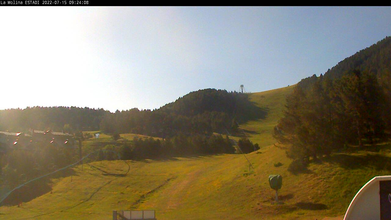 Webcam en Font Canaleta Inferior