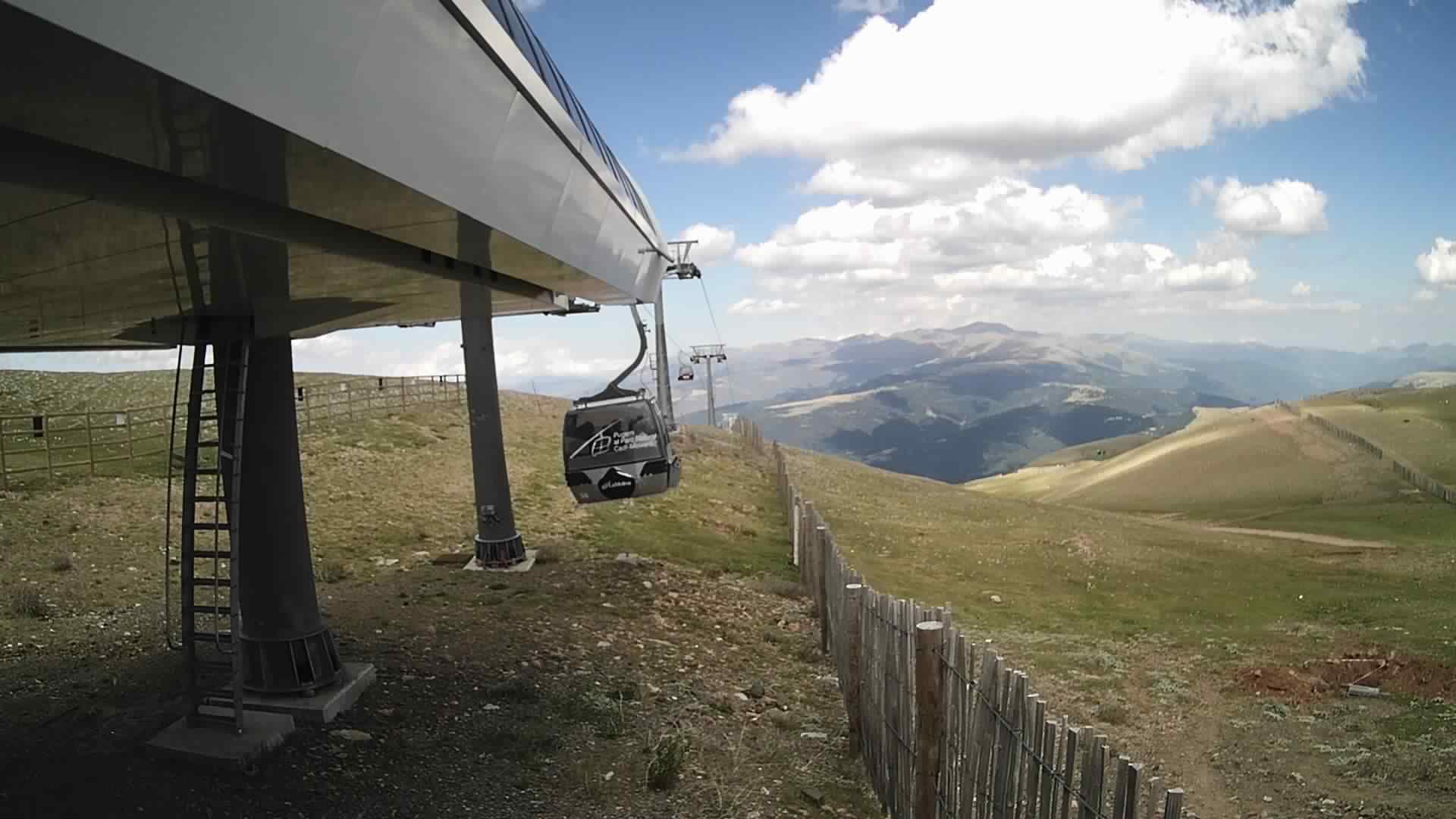 Webcam en TC Cadí-Moixeró - Superior