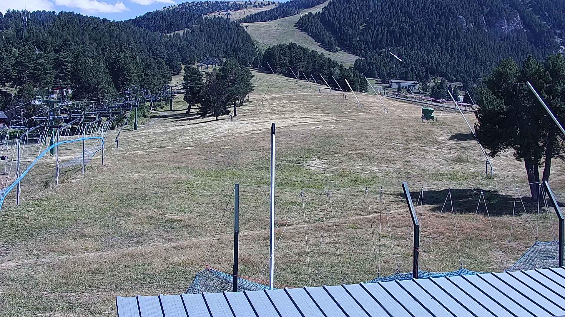 Webcam en Pista Llarga - Base