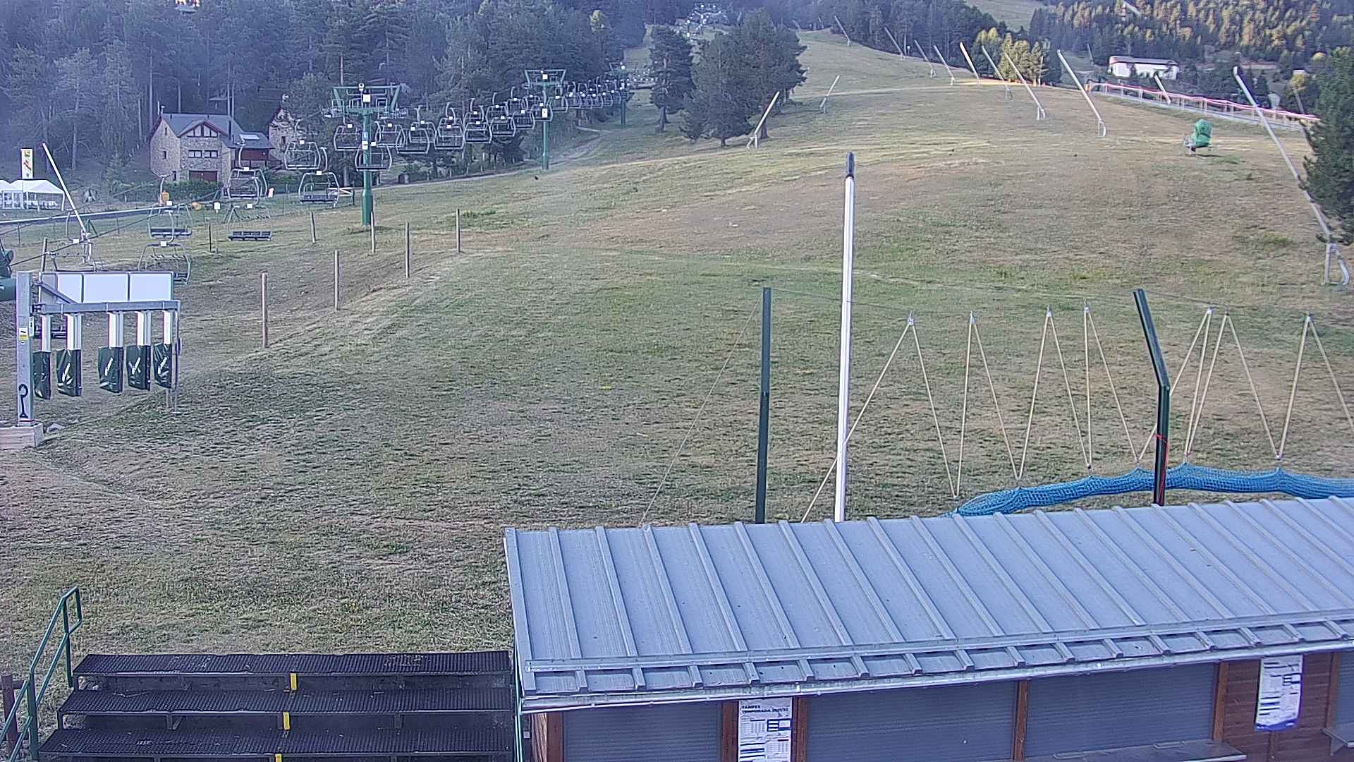 Webcam en Pista Llarga - Base