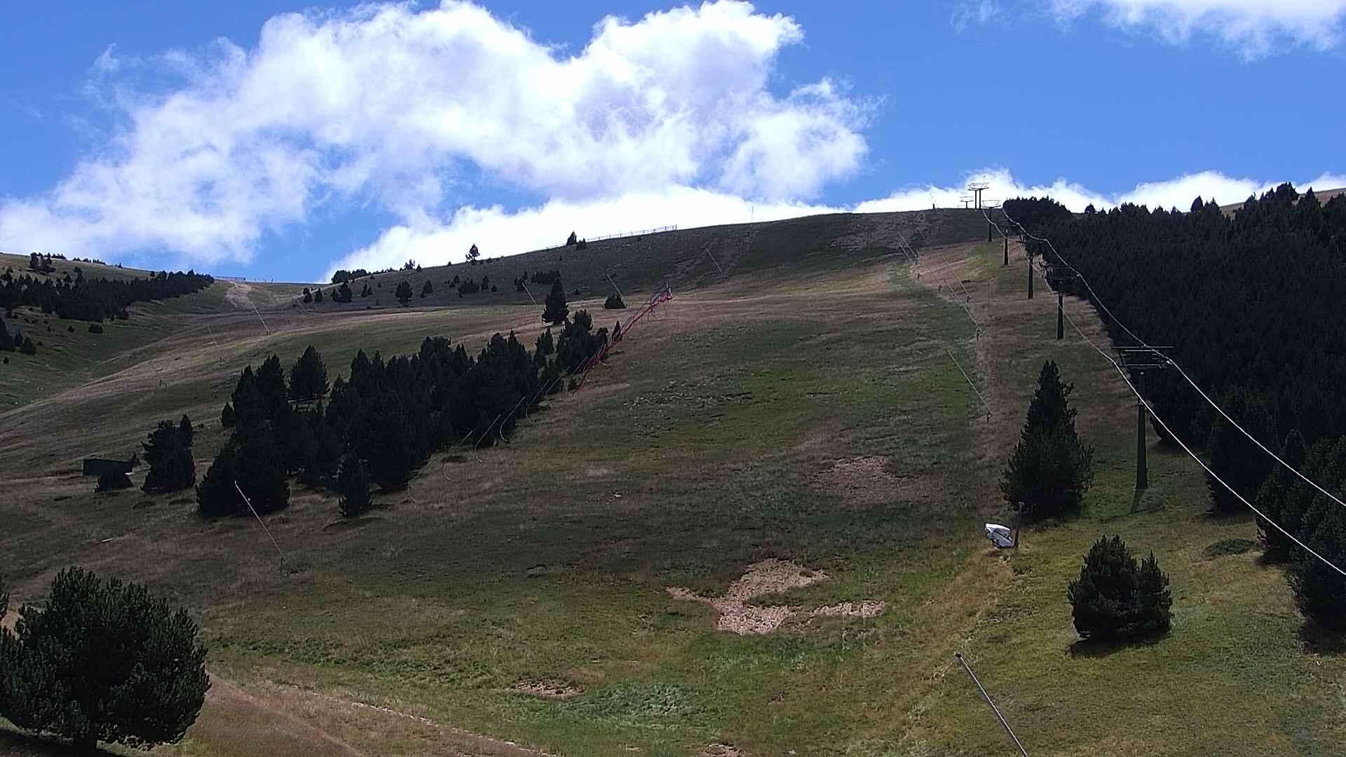 Webcam en Torrent Negre