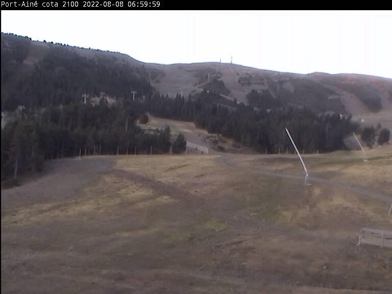 Webcams de Port Ainé
