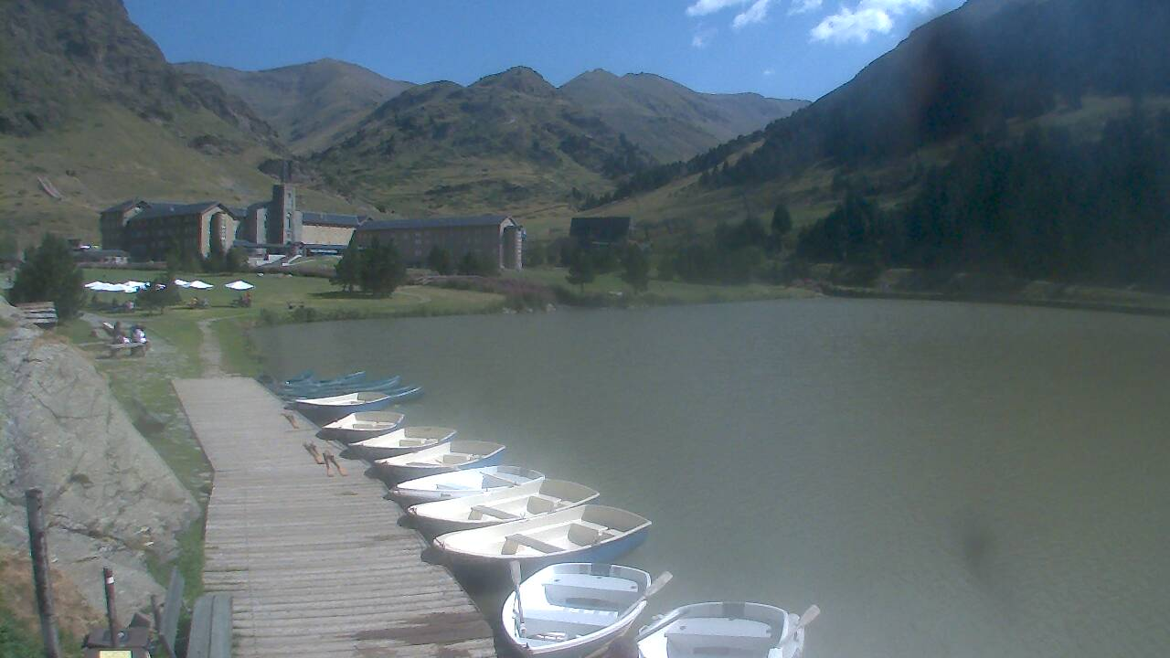 Webcam de Santuario - Lago