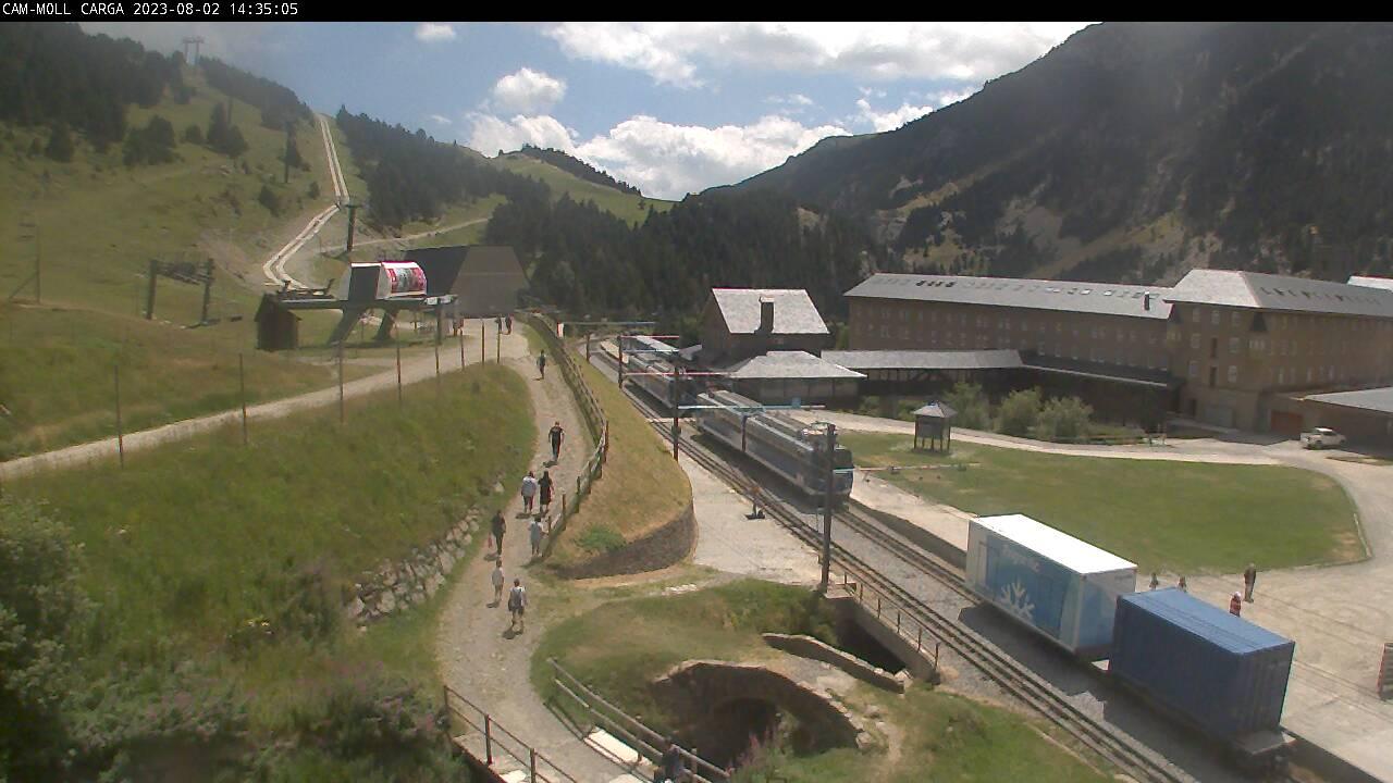 Webcam en Cremallera - Ts La Pala